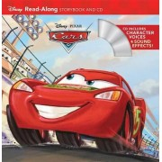 Cars Read-Along Storybook and CD by Professor David Watts