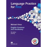 Language Practice for First - Student's Book and MPO with Key Pack by Vince Michael