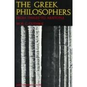 The Greek Philosophers by W. K. C. Guthrie