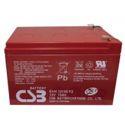 Batería para UPS-SAI 12v 15Ah plomo AGM EVH12150 CSB