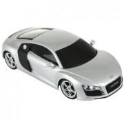 Audi R8 - Gri deschis metalizat - Radiocomandat - Gama XQ 1:18