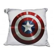 Almofada Decorativa do Escudo do Capitão América