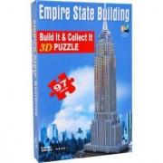 Empire State Building 3D puzzle (97 pieces)