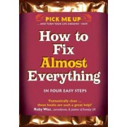 How to Fix Almost Everything by Chris Williams