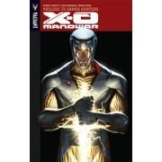 X-O Manowar Volume 6 by Bryan Hitch
