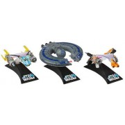 Star Wars, Titanium Series, Exclusive Die-Cast Vehicles [Anakin Skywalkers Podracer, Sebulbas Podrac