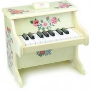 Vilac Nathalie Lete Piano Musical Toy with Scores by Vilac