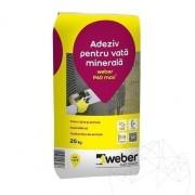 Adeziv pentru sisteme de izolatie termica - Weber P40 max² -25kg