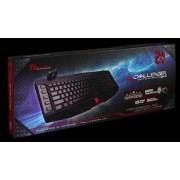 Tastatura Gaming Thermaltake Tt eSPORTS CHALLENGER Pro USB2.0