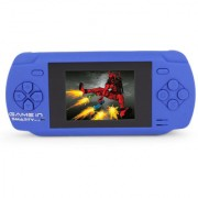 Mitashi Game In Smarty V1.0 Handheld Gaming Console With 300 In-Built Games (Blue)