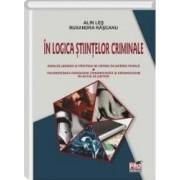 In logica stiintelor criminale - Alin Les Ruxandra Rascanu