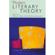 Modern Literary Theory by Patricia Waugh