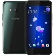 """HTC U11 Ocean Brilliant Black + Case Cover/5.5"""" Quad 99HAMB057-00"""
