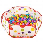 Piscine À Balles Pour Enfants Tente De Jeu Bébé Portable Océan Boule Piscine Jouets Ar Ball
