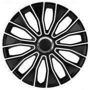 "Puklice - Voltec Pro RingChrome Black & White 15"""