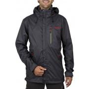 axant Pro Outdoor Climatex 3000 Men grey/red XXL 2015 Regenjacken