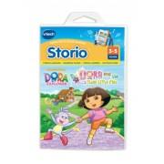 [Importato dall'Inghilterra]Vtech Storio Dora The Explorer Dora and The Three Little Pigs System Storybooks [importato da UK]