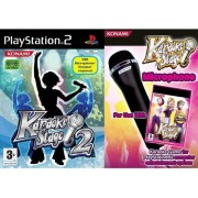 Karaoke Stage & Microphone PS2