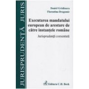 Executarea mandatului european de arestare de catre instantele romane - Daniel Gradinaru