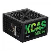 Aerocool Kickass 600S 80+ Bronze PFC - Fuente