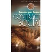 Contractul social - Jean Jacques Rousseau
