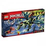 Конструктор Лего ниджаго - Нападението на дракона Морро, LEGO NINJAGO, 70736