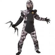 California Costumes Arctic Forces Ninja Child Costume, Medium