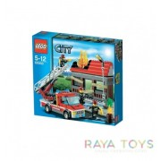 Lego City Пожарникарска кола за извънредни ситуации