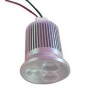 E-SPOT 9* - 9W LED RGB spot light - 12V