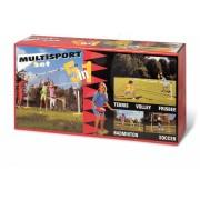 Sportjáték szett Multisport 5 az 1-ben Mondo pumpával 5 éves kortól