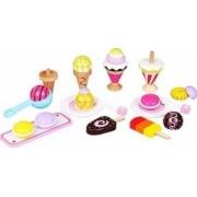 Bucatarie copii New Classic Toys Ice Cream Seletion