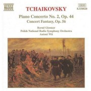 P.I. Tchaikovsky - Piano Concert No.2 Op.44 (0730099582025) (1 CD)