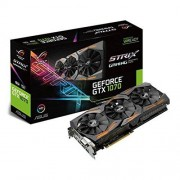 Asus GeForce GTX 1070 Strix Gaming 8G Carte Graphique