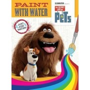 The Secret Life of Pets - Paint with Water