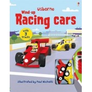 Wind-up Racing Cars by Sam Taplin