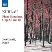 P. Kuhlau - Piano Sonatinas (0747313071074) (1 CD)