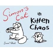 Simon's Cat in Kitten Chaos by Artist Simon Tofield