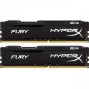 Рам Памет Kingston HyperX Fury 16GB 2x8GB DDR4 PC4-17000 2133Mhz CL14 KIN-RAM-HX421C14FBK2/16