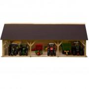 Kids Globe Tractor Barn Big 1:32 610224