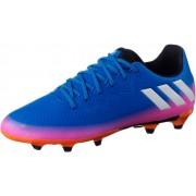 adidas MESSI 16.3 FG J Fußballschuhe Kinder in blau, Größe: 37