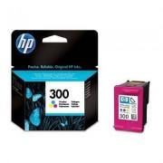 Hp CARTUCCIA ORIGINALE HP 300C COLORE PER HP D2560 F4210 F4224 F4272 F4280 CC643EE CAPACITA' 6ML(2mlX3)