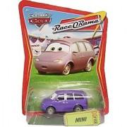 Disney / Pixar CARS Movie 1:55 Die Cast Car Series 4 Race-O-Rama Mini (Mrs. Van)
