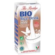 Lapte din orez cu orz prajit (Bio), 1 litru