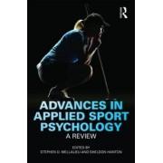 Advances in Applied Sport Psychology by Stephen Mellalieu