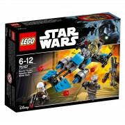 Lego star wars battle pack speeder bike del bounty hunter