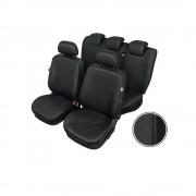 Huse scaune auto imitatie piele Audi A6 set huse Fata + Spate