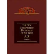 The New Interpreter's Dictionary of the Bible: S - Z v. 5 by Katharine Doob Sakenfeld