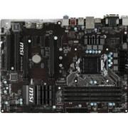 Placa de baza MSI H170A PC MATE Socket 1151 Bonus Aer comprimat 4World 400