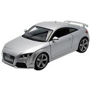 Masinuta Audi Tt Rs Silber 1:18 Bburago