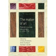 The Matter of Art by Christy Anderson